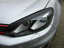 Carbonfolie Böser Blick passend für VW Golf 6 TSI GTI GTD R R-Line Carbon Folie