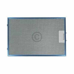 Fettfilter Bosch 00742967 Metallfettfilter Filter 395x265mm für Dunstabzugshaube