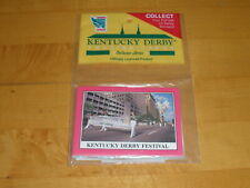 Horse Star Cards Kentucky Derby Trading Cards Factory Sealed Pack