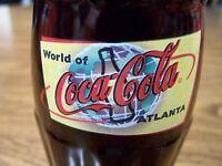 World  of  Coca ' Cola  ATLANTA,  1 - 8  Oz Coke Bottle
