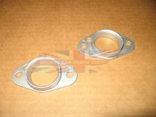 "New Pair of Stub Stacks for Pancake Air Filters for 1 1/2"" SU MGA MGB 1955-1974"