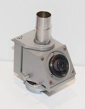 Reichert Zetopan Microscope Swivelling Head with Photo Tube