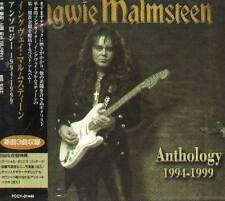 Yngwie - Malmsteen Anthology - Japan only CD+book - NEW Limited Edition