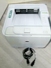 HP LaserJet P2055D Workgroup Laser Printer, with Toner(26%), Page Count: 20931