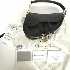 Dior Saddle Bag Ostrich