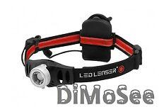 ►► LED Lenser® H6 LED Stirnlampe Kopflampe + 2. Satz Batterien◄◄