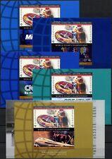Singapur 2003 Block 95-99 Weltstadt Global City CNN Microsoft Siemens Airline