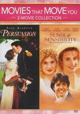 Persuasion / Sense and Sensibility (Movie That New DVD