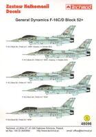 Techmod 1/48 Lockheed-Martin F-16C/F-16D Block 52+ Polish Air Force # 48096