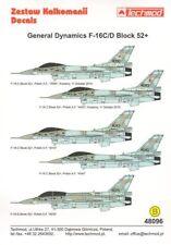 Techmod 1/48 Lockheed-Martin F - 16C/F - 16D Bloque 52+ Polonais Force Aérienne