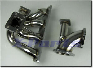 Shock boot stainless steel Turbo manifold T3 Opel C20XE 16V C20LET New