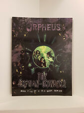 Orpheus: The Orphan-Grinders: Book 5, World of Darkness, White Wolf, Softcover