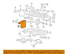 GM OEM-A/C AC Evaporator Core 89018984