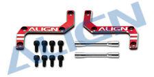 Align-Rex 450 L Metal T placa de refuerzo y Brace ASSY.