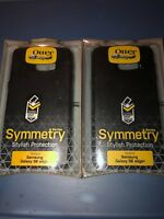 Lot Of 2pc OtterBox SYMMETRY SERIES Case for Samsung Galaxy S6 EDGE+