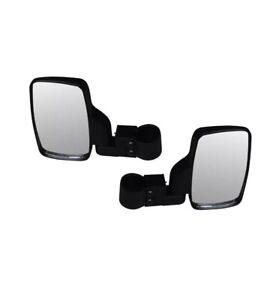 SuperATV Side View Mirrors for Polaris RZR 800 / 900 / XP 1000 / Turbo / RS1