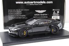 1:18 AUTOart Aston Martin V12 Vantage S black NEW bei PREMIUM-MODELCARS