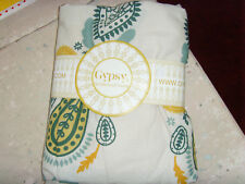 NEW Gypsy 05 Boho Beach Roundie Retail $50 paisley towel tablecover unique chic