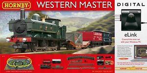 Hornby Western Master Train Set - Brand New