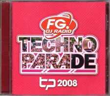 Compilation - Techno Parade 2008 - CD - 2008 - House Techno Electro FG Radio