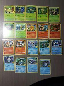 Pokemon Karten - Mc Donalds 25 Anniversary - Holo Sammlung EN / DE