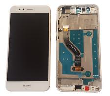 Huawei P10 Lite Display LCD Touchscreen Glas Displayeinheit Rahmen Weiß