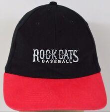New Britain Rock Cats Baseball Team Baseball Hat Cap Adjustable Strap 63e71287eb80