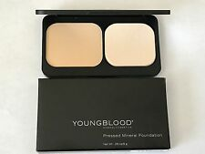 Youngblood Mineral Cosmetics Pressed Powder Foundation Compact BARELY BEIGE