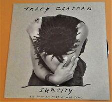 SP 45 Tours - Tracy CHAPMAN - Subcity -1990 wea 964990-7