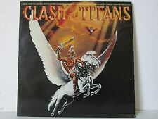 "Disque 33 t  ""the CLASH of TITANS"" ( le Choc des Titans ) bof"