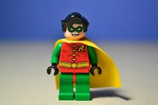 LEGO Robin Minifigure With Wavy Hair From 7783 Batcave Batman
