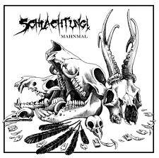 SCHLACHTUNG - Mahnmal (LP, Vinyl, Album) NEU