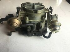 Vintage Rochester Carburetor Rebuilt  fits Regal Skylary, Century 231 v-6  2bbl