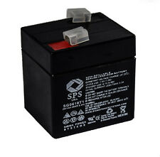 6V 1Ah SLA rechargeable replacement battery for Powersonic PS620 1pack