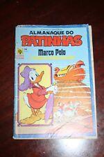 Scrooge's Almanac - MARCO POLO 1º part - Portuguese comics 1984