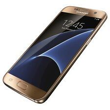 Samsung Galaxy S7 || G930F || DUAL || 32GB || 4GB || 12MP || 4G || Platinum Gold