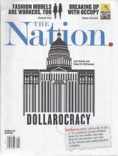 The Nation Sept 30 2013 Dollarocracy, Fashion Models, Occupy, Ships Anywhere Tod