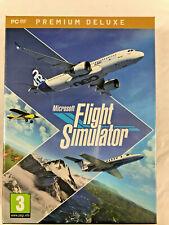 Microsoft Flight Simulator Premium Deluxe (PC,2020 )