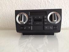 Audi a3 8p s3 Sport back klimavollautomat 8p0820043bl asiento calefactado auto ac delantera