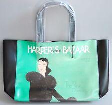 NEW Estee Lauder Harper Bazaar Iconic Cover-Print Large Tote Bag