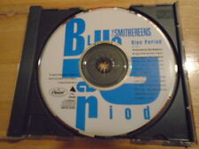 RARE PROMO The Smithereens CD Blue Period BELINDA CARLISLE Go-Go's Pat DiNizio !