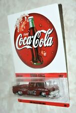 HOT WHEELS CUSTOM 62 chevy pick up truck coca-cola EDITION SWEET PIECE🔥