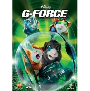 G-Force (DVD, 2009) (IMPORT USA)