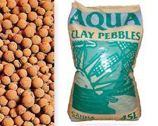 More details for canna aqua clay pebbles balls 45 litre large bag hydroponics