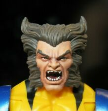 HEAD ONLY Marvel Legends Custom painted Head Wolverine Logan