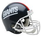 NEW YORK GIANTS NFL Riddell VSR-4 ProLine THROWBACK Mini Football Helmet