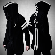FREE SHIPPING NARUTO ANBU HOODIE COSPLAY JACKET ALLSIZE ONLY