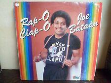 "LP 12"" JOE BATAAN - Rap-O Clap-O - EX/EX++ - SALSOUL - XL-14135 - HOLLAND"