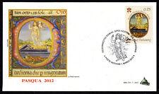Vatikan Vaticano 2012 FDC Nr.1731 OSTERN