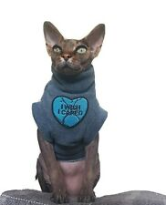 adult M Don't Care adult Sphynx cat clothes, Hotsphynx, cat clothes